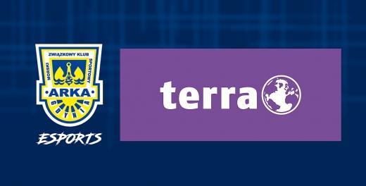 Terra sponsorem Arki Gdynia eSports!